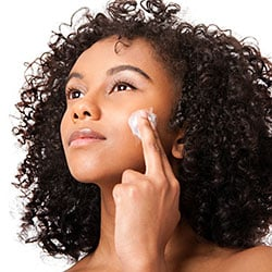 add pumice grit to favorite creams for exfoliating